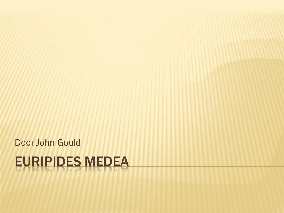Door John Gould Euripides Medea