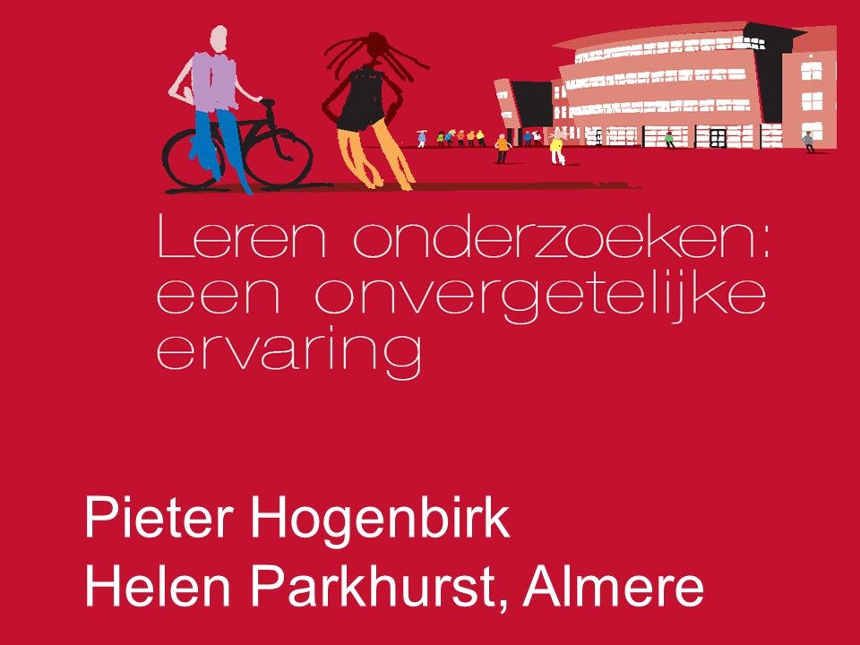 Helen Parkhurst, Almere