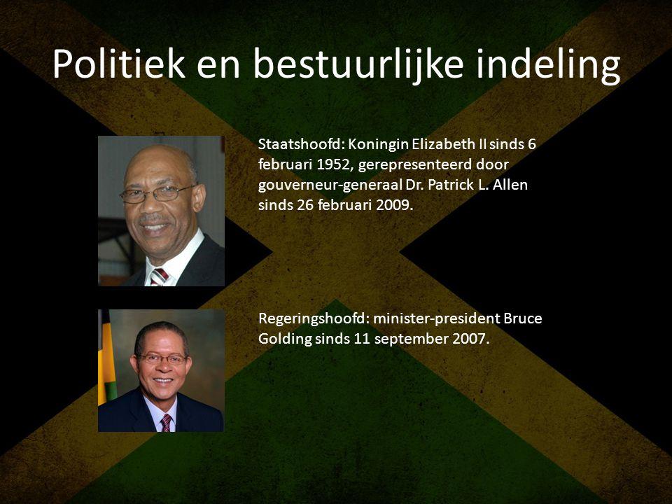 Politiek en bestuurlijke indeling