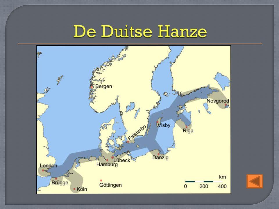 De Duitse Hanze