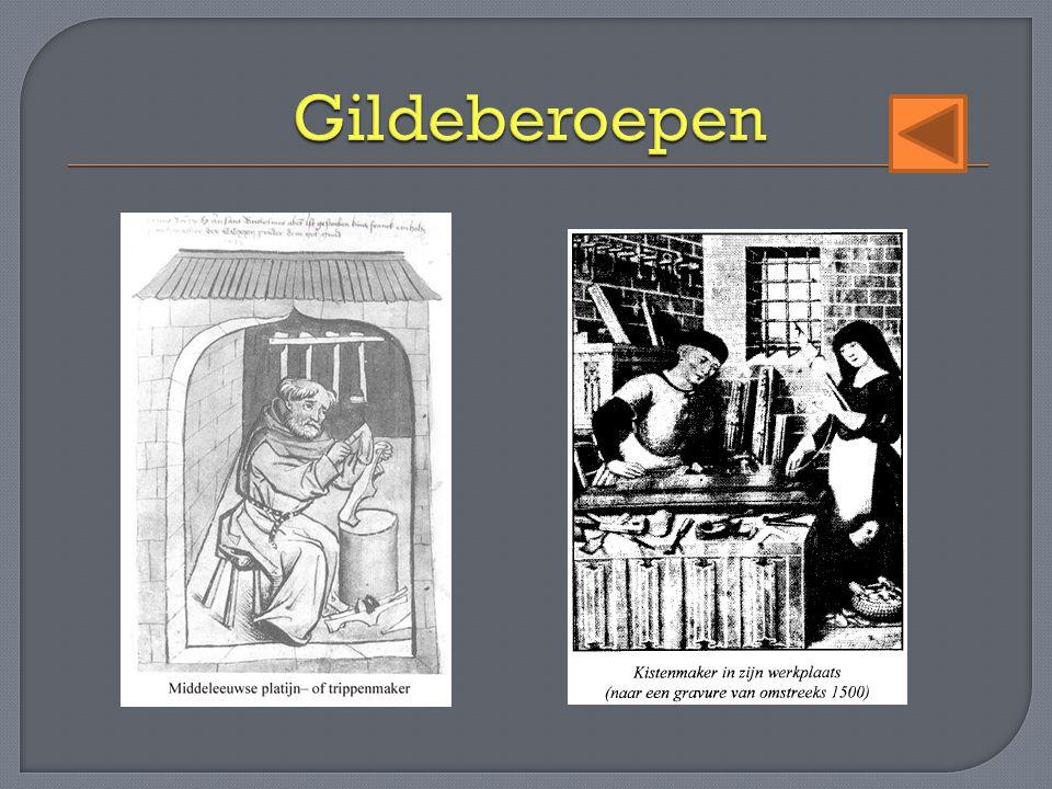 Gildeberoepen