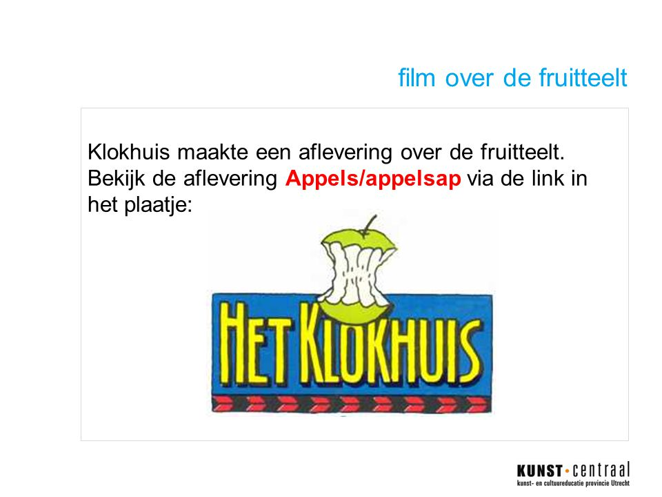 film over de fruitteelt