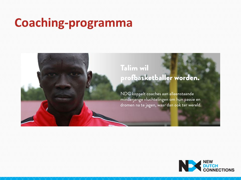 Coaching-programma