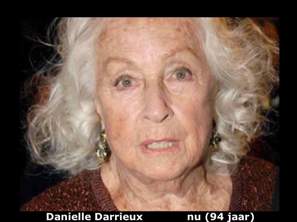 Danielle Darrieux nu (94 jaar)