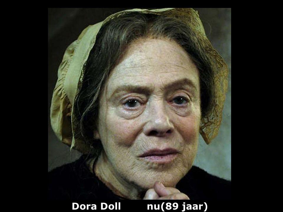 Dora Doll nu(89 jaar)