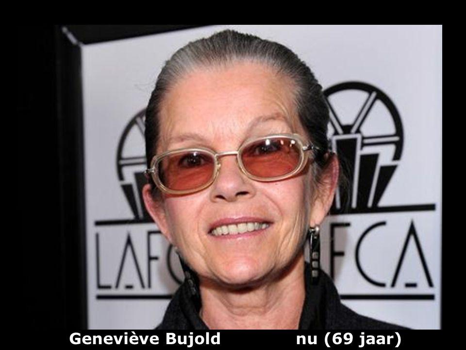 Geneviève Bujold nu (69 jaar)