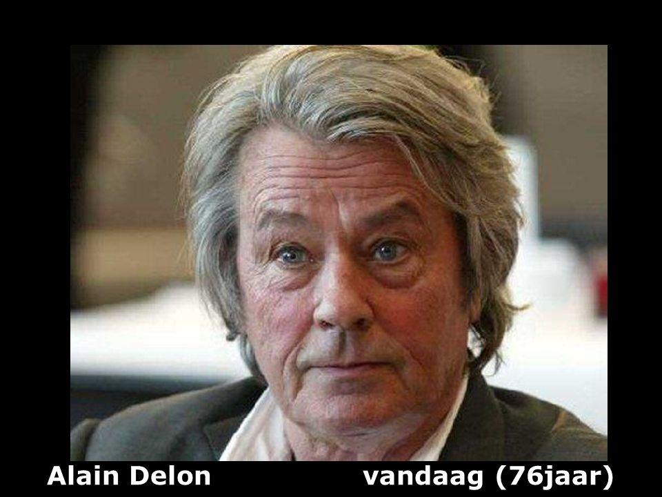 Alain Delon vandaag (76jaar)