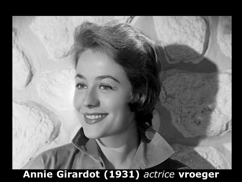 Annie Girardot (1931) actrice vroeger