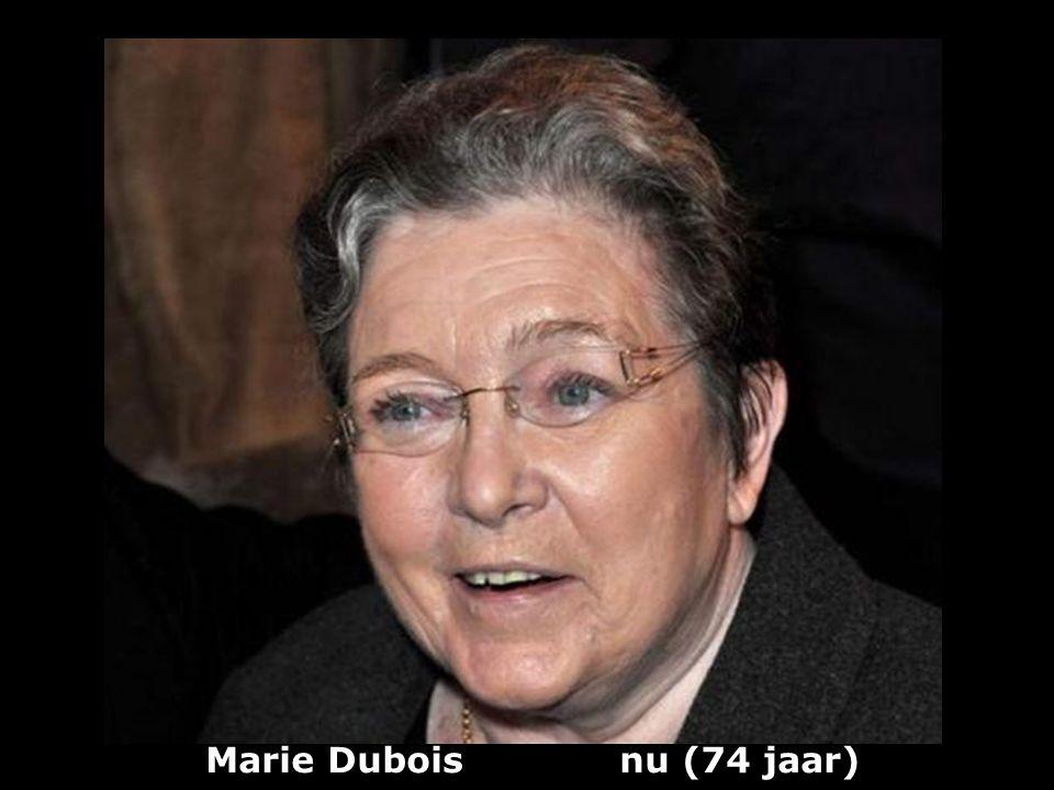 Marie Dubois nu (74 jaar)
