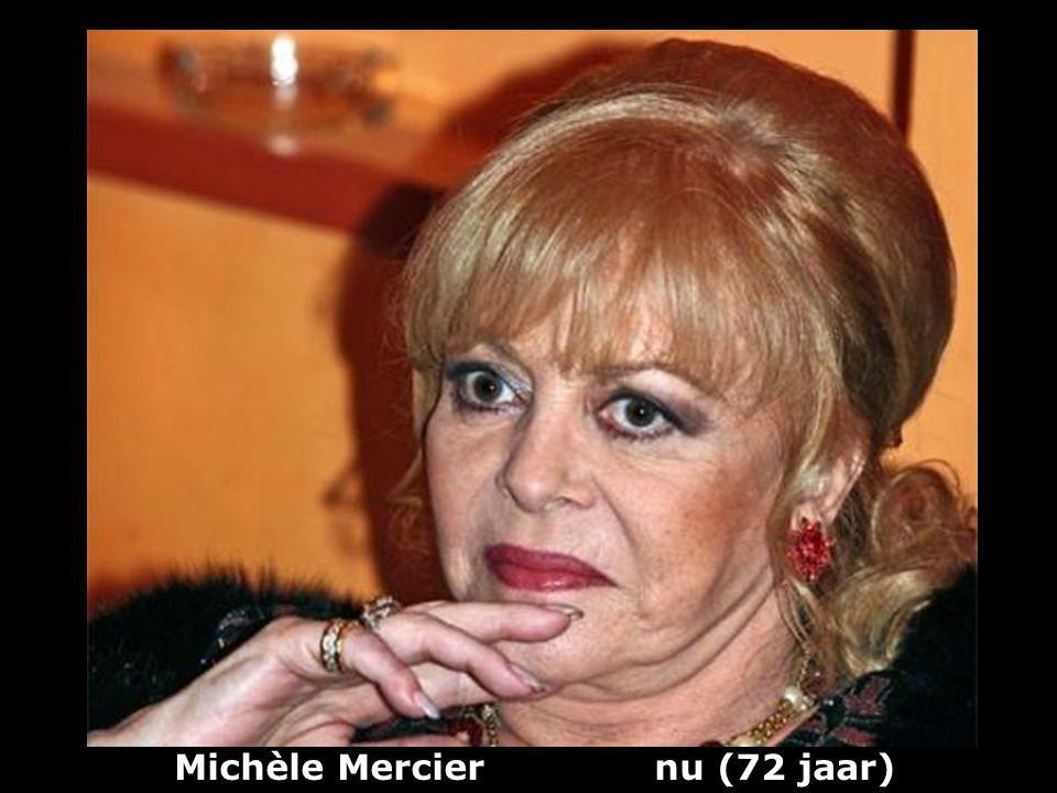 Michèle Mercier nu (72 jaar)