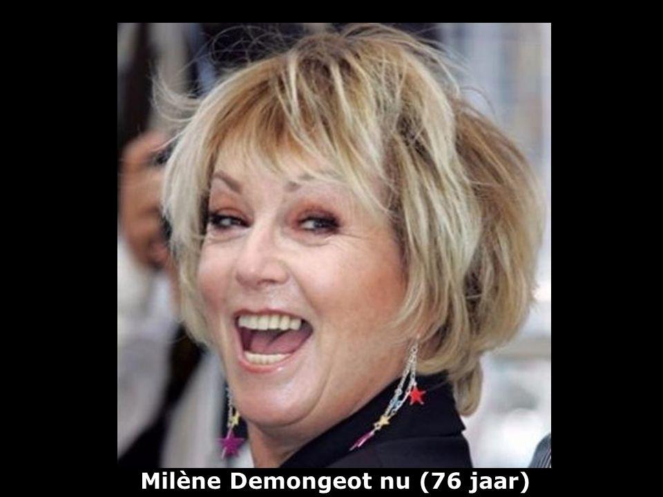 Milène Demongeot nu (76 jaar)