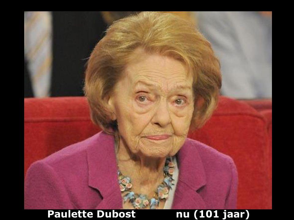 Paulette Dubost nu (101 jaar)