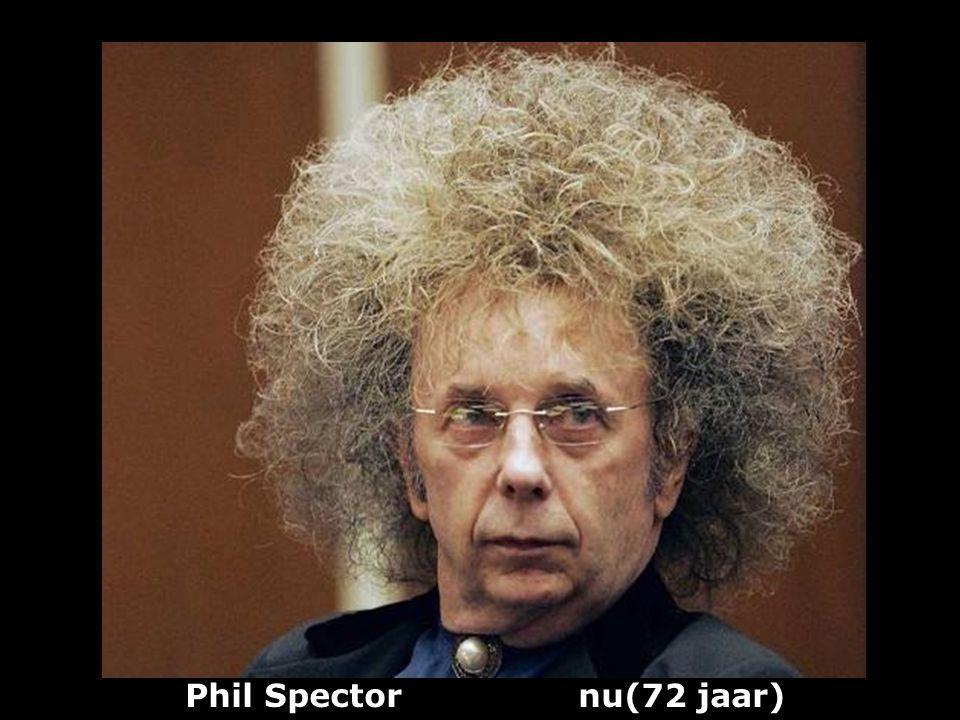 Phil Spector nu(72 jaar)
