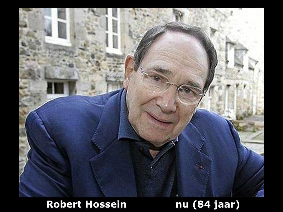 Robert Hossein nu (84 jaar)