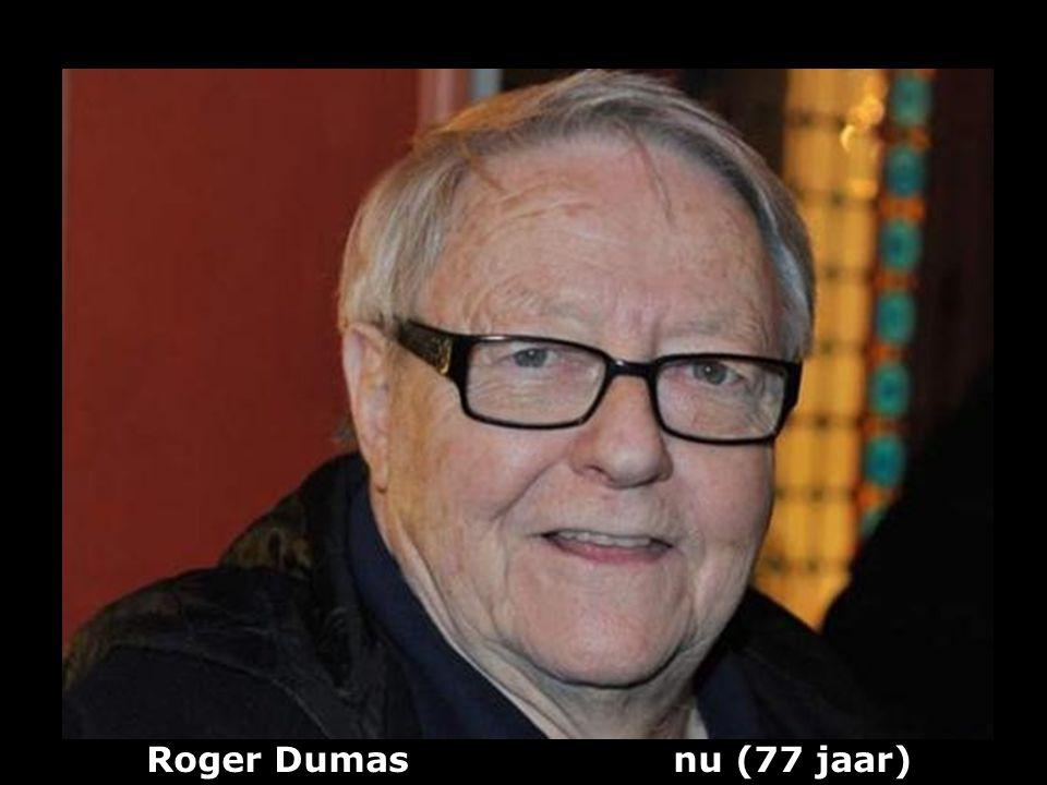 Roger Dumas nu (77 jaar)