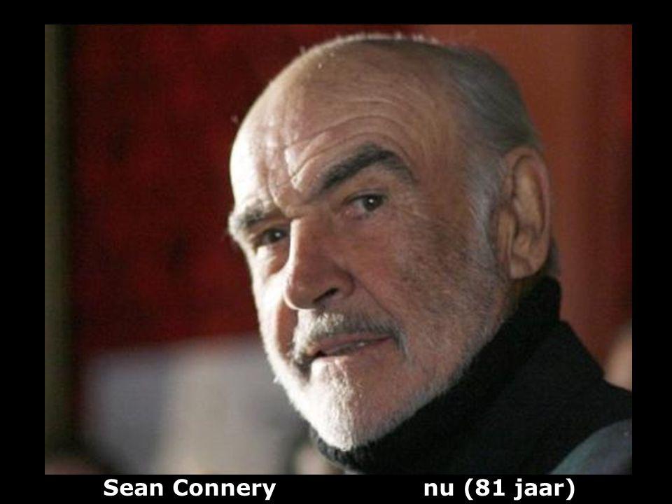Sean Connery nu (81 jaar)