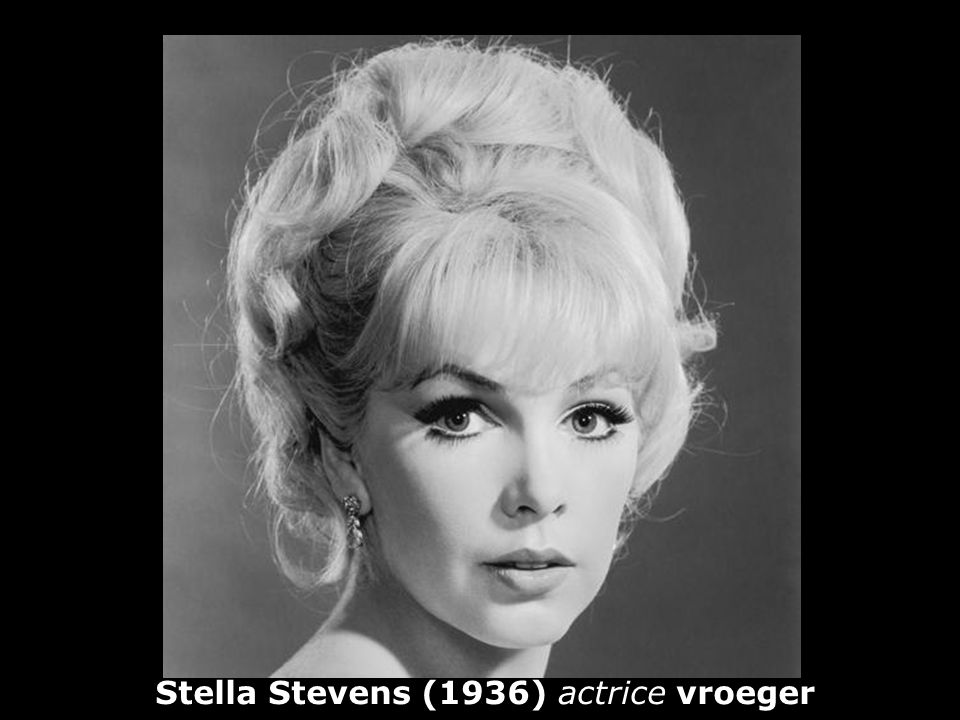 Stella Stevens (1936) actrice vroeger