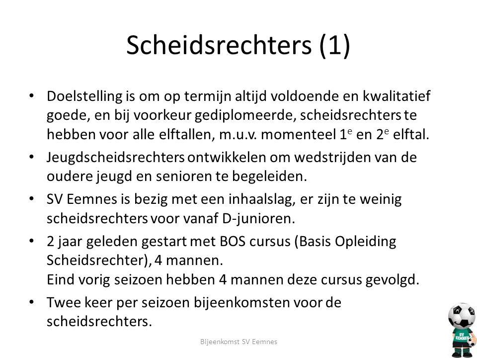 Scheidsrechters (1)