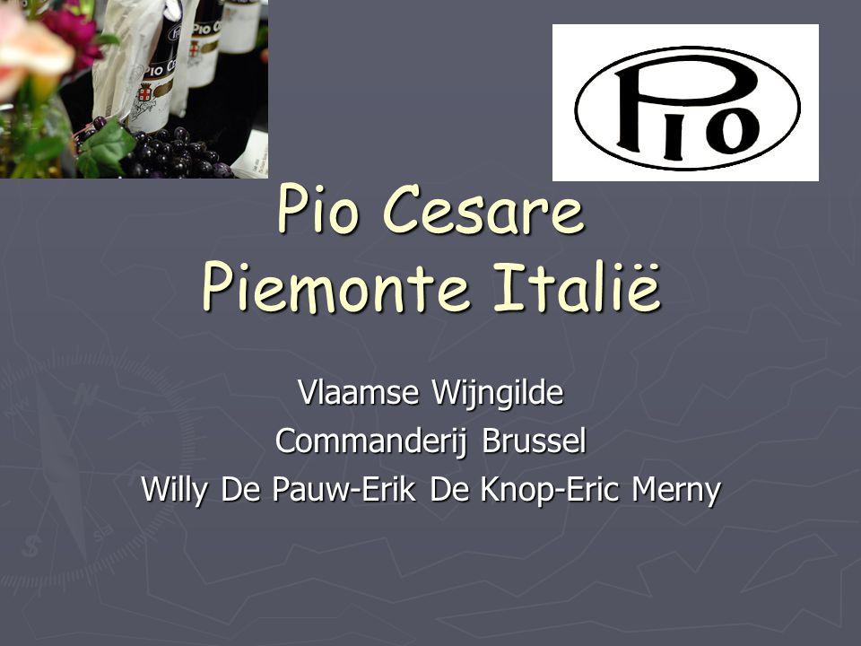 Pio Cesare Piemonte Italië