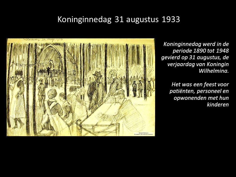 Koninginnedag 31 augustus 1933