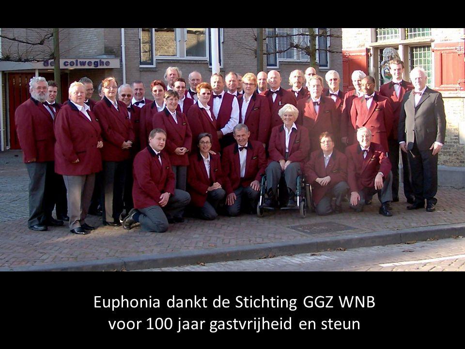 Euphonia dankt de Stichting GGZ WNB