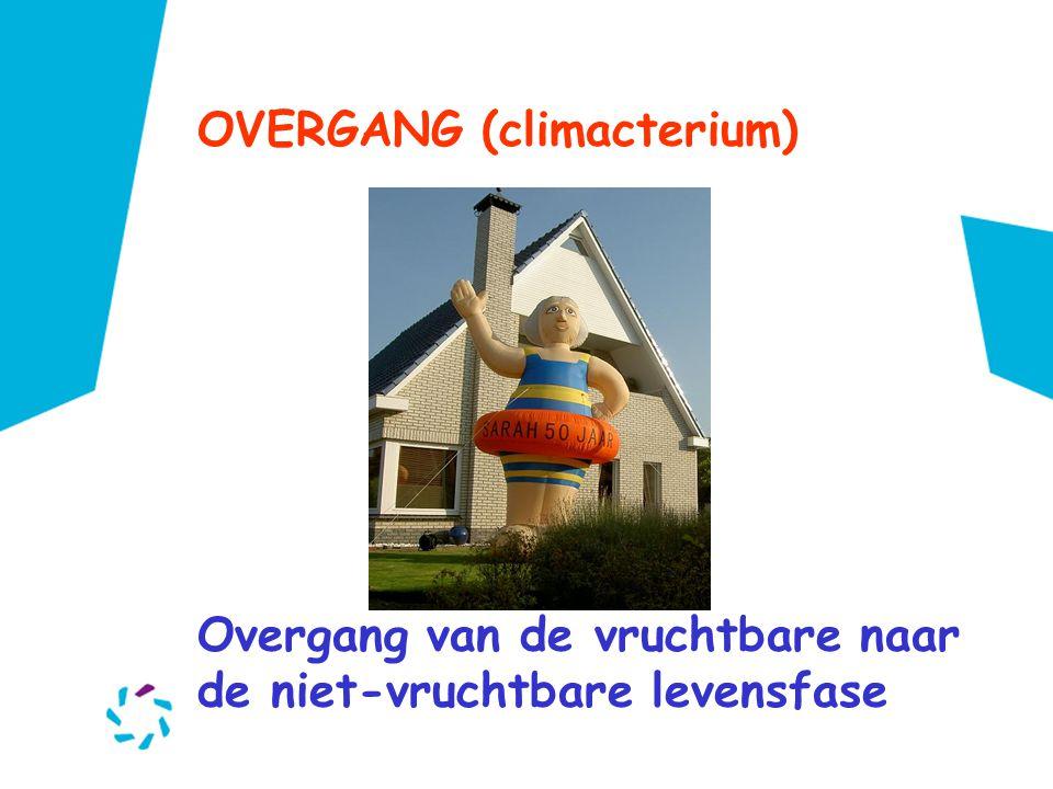 OVERGANG (climacterium)