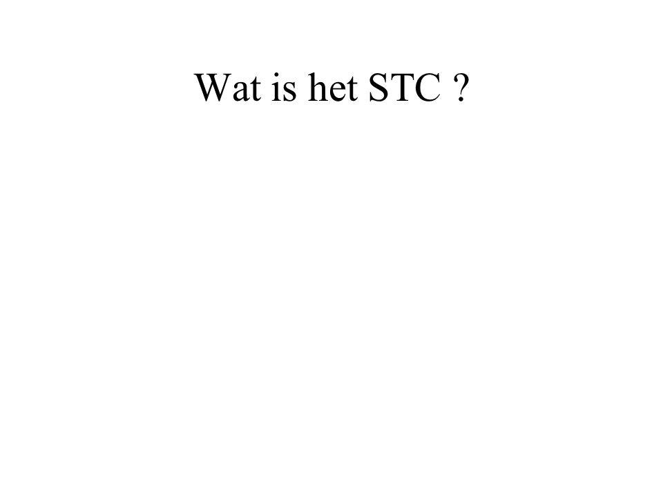 Wat is het STC