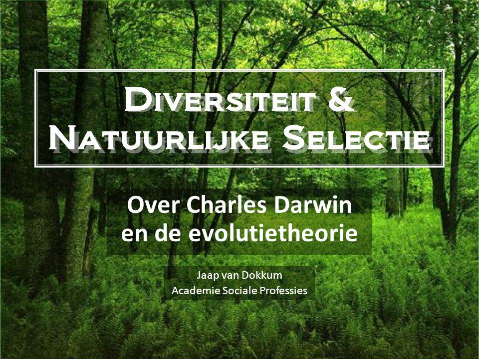 Diversiteit & Natuurlijke Selectie