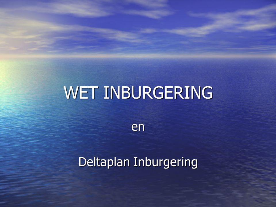 en Deltaplan Inburgering