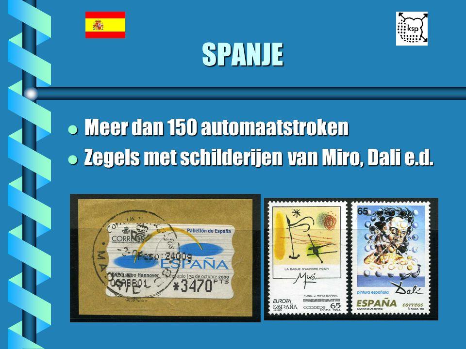 SPANJE Meer dan 150 automaatstroken