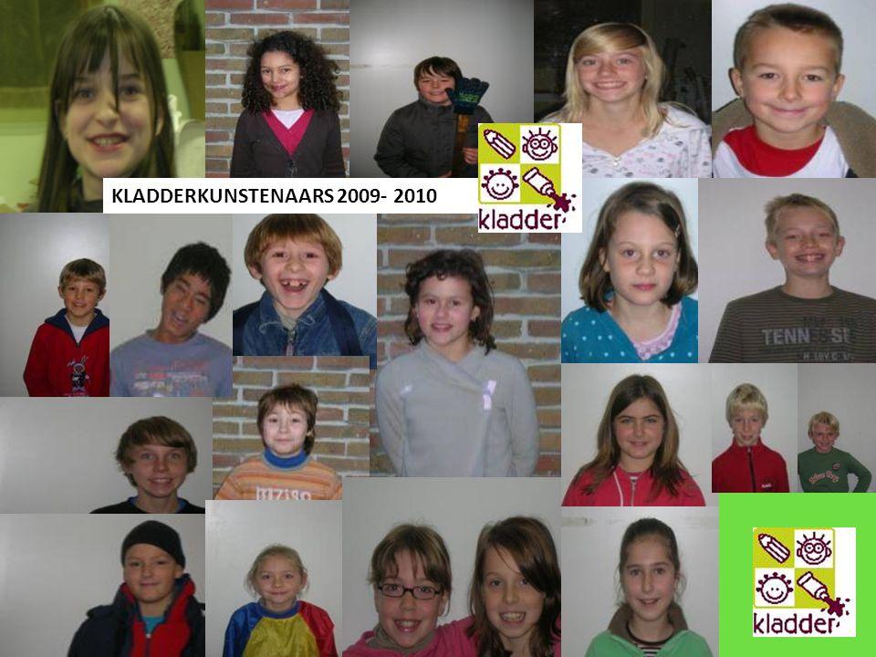 KLADDERKUNSTENAARS 2009- 2010