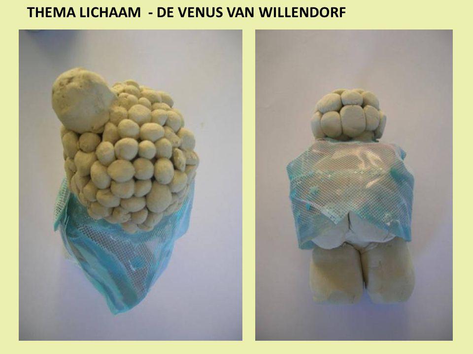 THEMA LICHAAM - DE VENUS VAN WILLENDORF