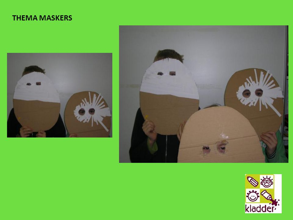 THEMA MASKERS