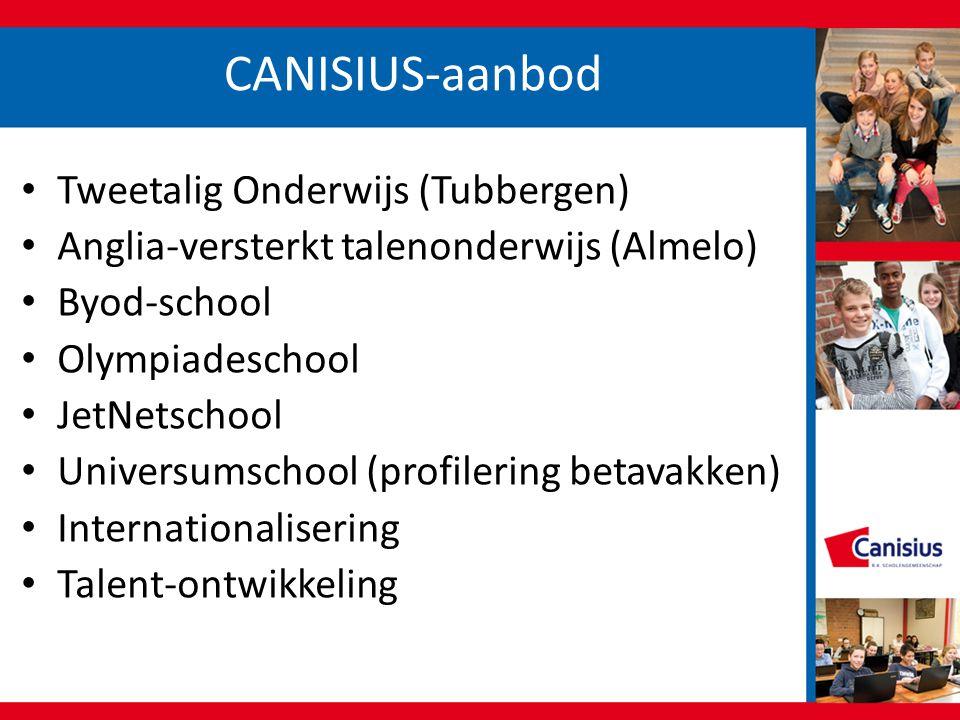 CANISIUS-aanbod Tweetalig Onderwijs (Tubbergen)