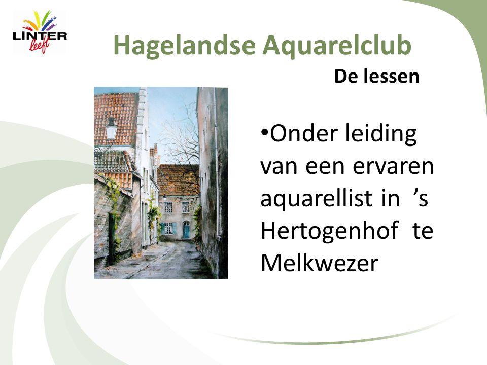 Hagelandse Aquarelclub