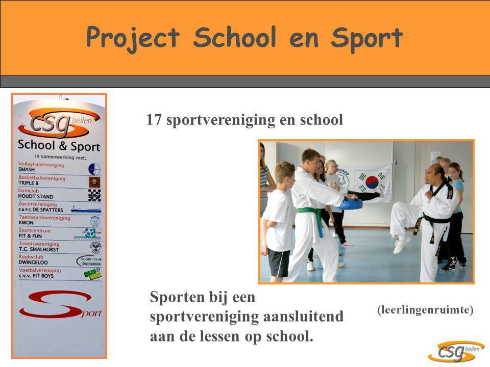 Project School en Sport