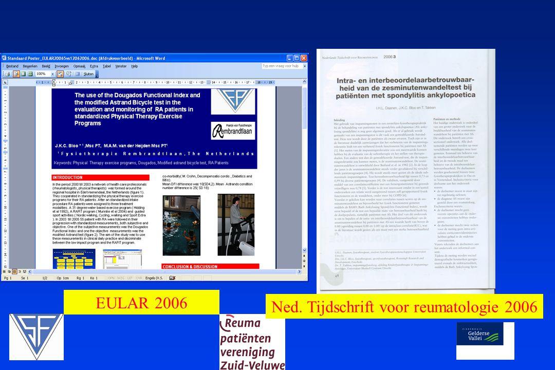 Ned. Tijdschrift voor reumatologie 2006