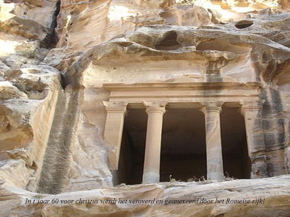 In t'jaar 60 voor christus werdt het veroverd en geanexeerd door het Romeise rijk!