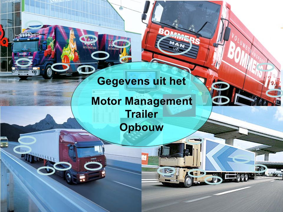Motor Management Trailer Opbouw