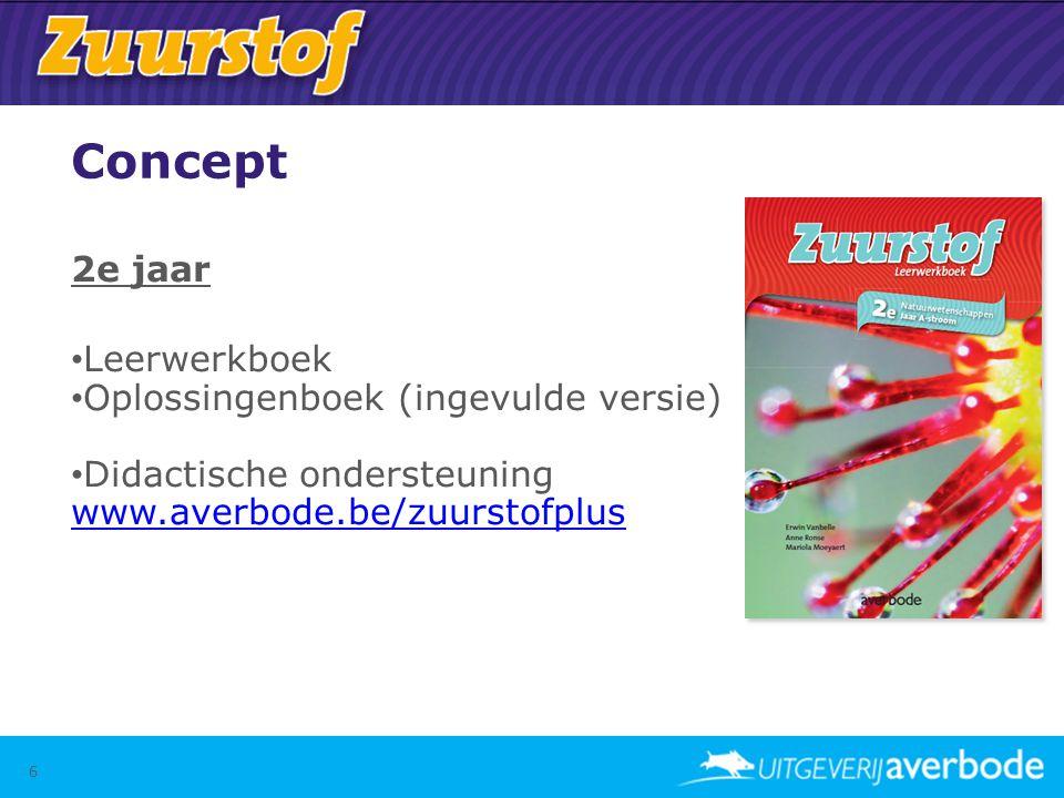 Concept 2e jaar Leerwerkboek Oplossingenboek (ingevulde versie)