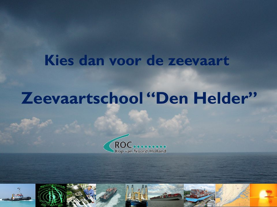 Zeevaartschool Den Helder