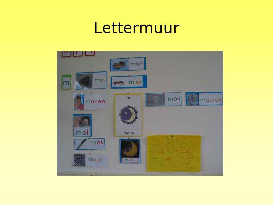 Lettermuur
