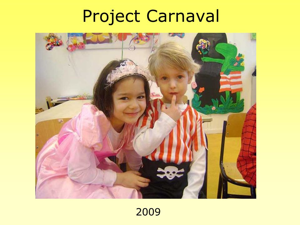 Project Carnaval 2009