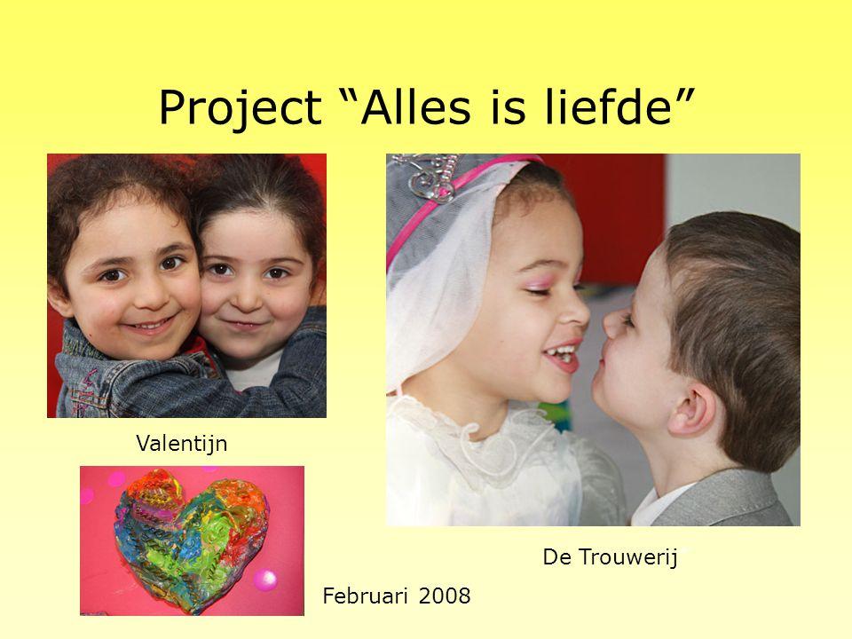 Project Alles is liefde