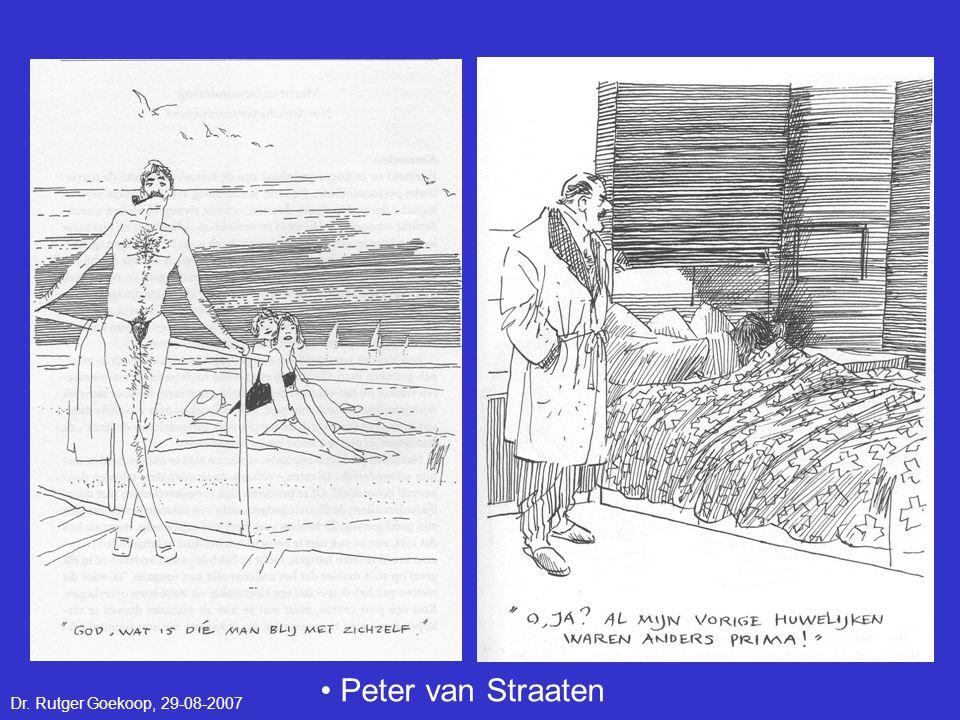 Peter van Straaten Dr. Rutger Goekoop, 29-08-2007