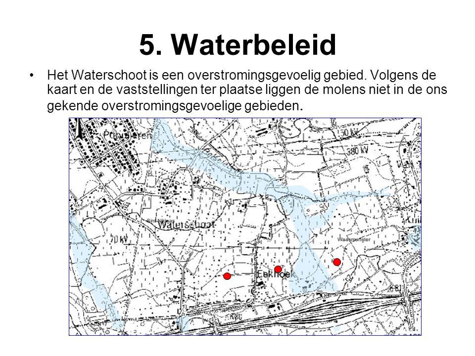 5. Waterbeleid