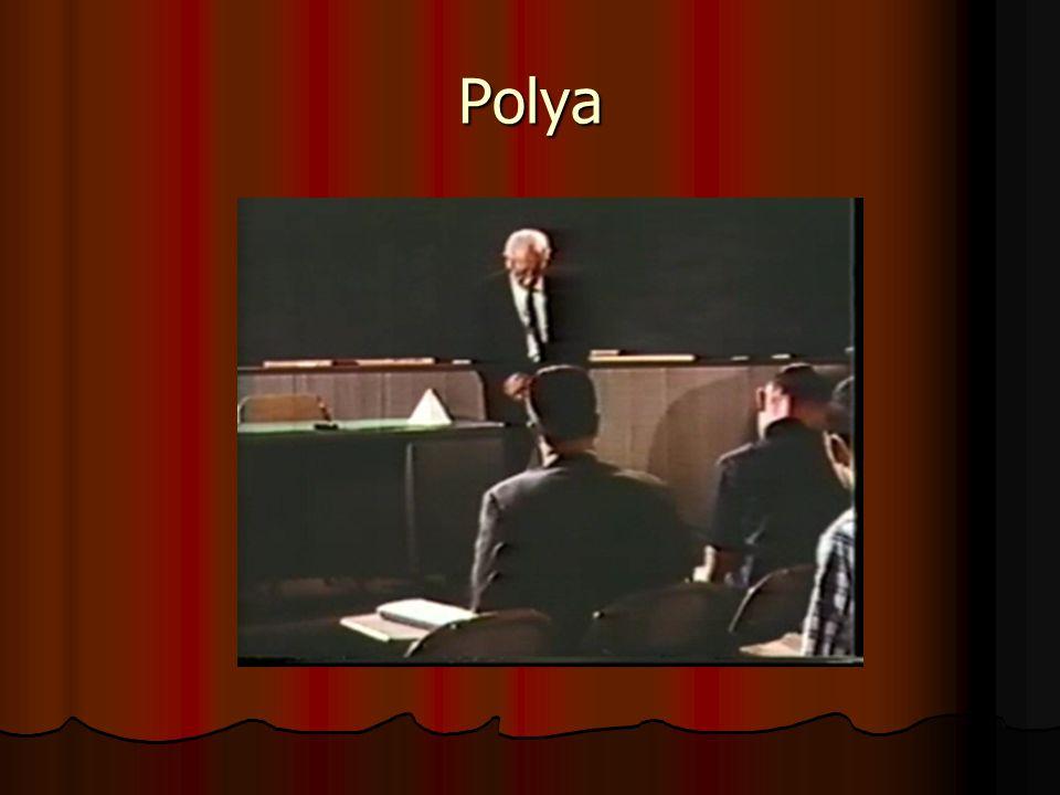 Polya 1966