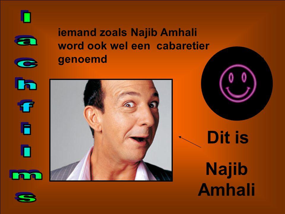Najib Amhali lachfilms