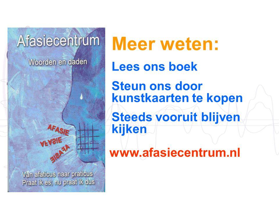 Meer weten: Lees ons boek Steun ons door kunstkaarten te kopen
