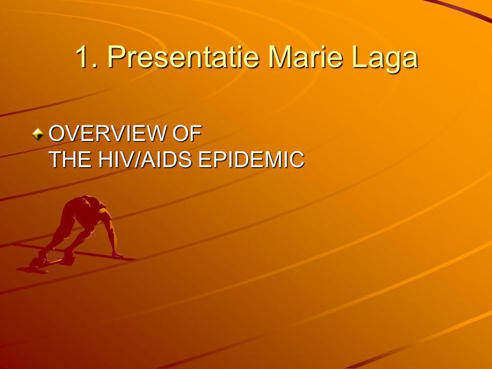 1. Presentatie Marie Laga